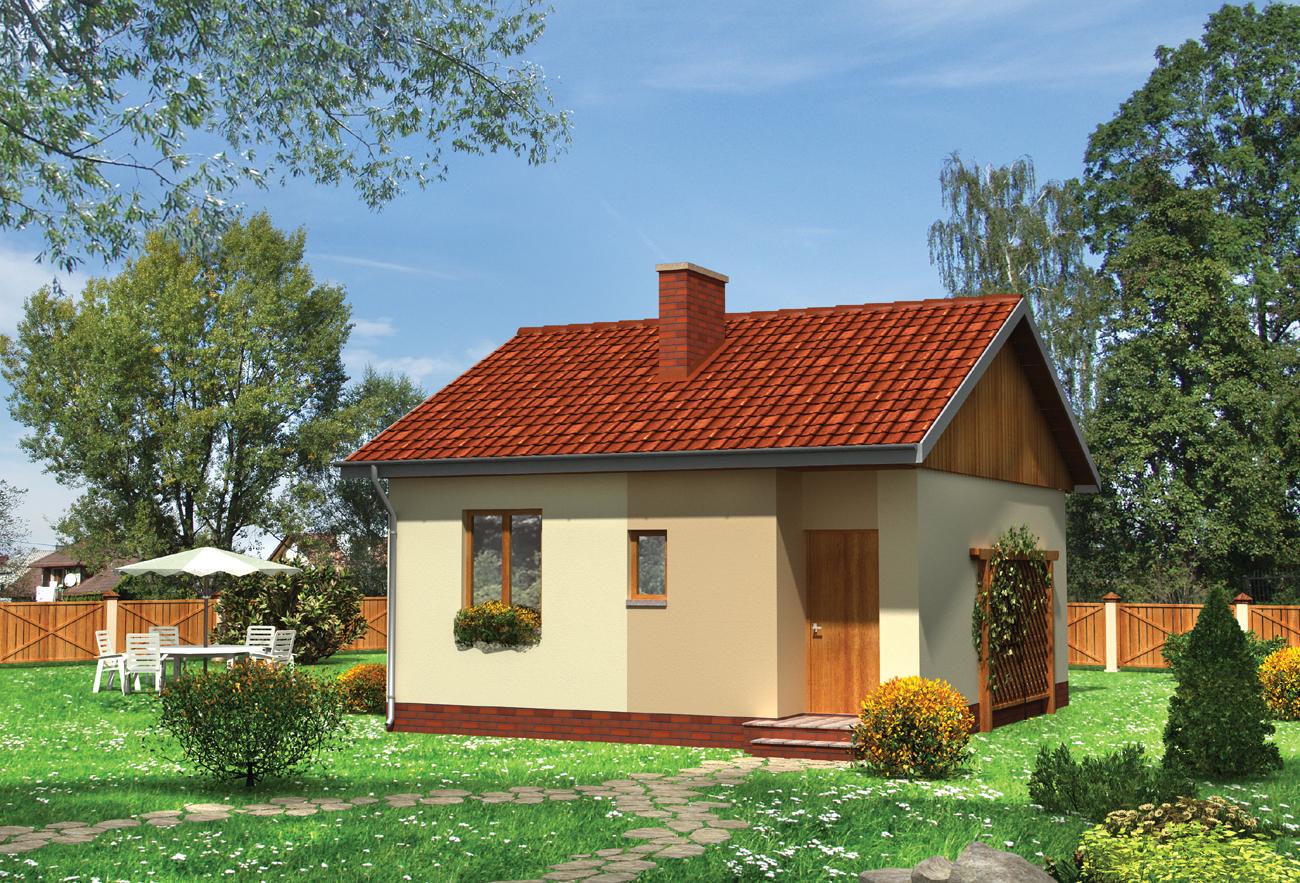 Строительство одноэтажного дома из кирпича своими руками